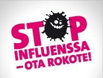 Kausi-influenssarokotukset työntekijöille v. 2020